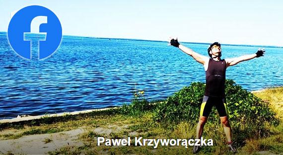 Paweł Krzyworączka na Facebooku