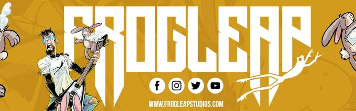 Leo Moracchioli – Frog Leap Studios na YouTube