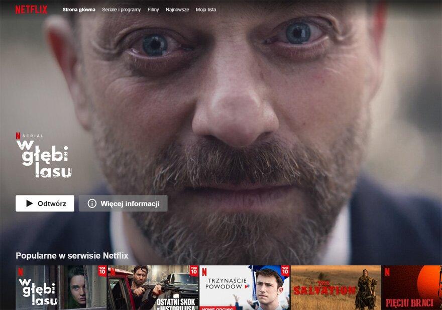 Netflix - najlepszy serwis VOD - polecam