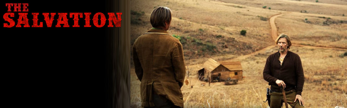 The Salvation - western - Netflix