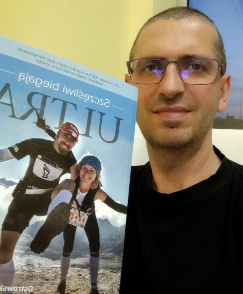 Paweł Krzyworączka po lekturze książki o bieganiu