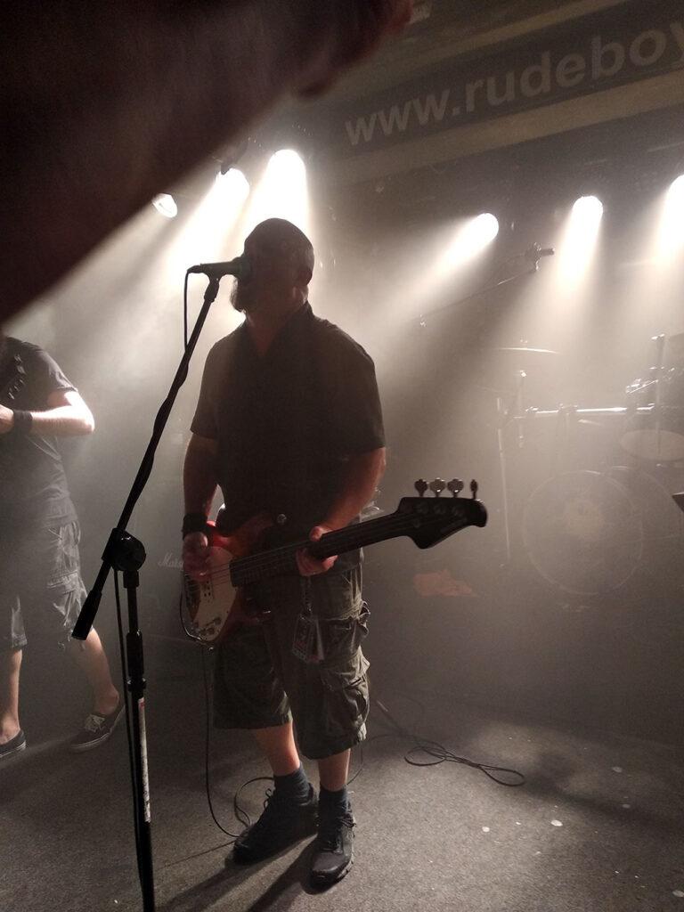Gary Meskil z Pro-Pain - koncert w Polsce
