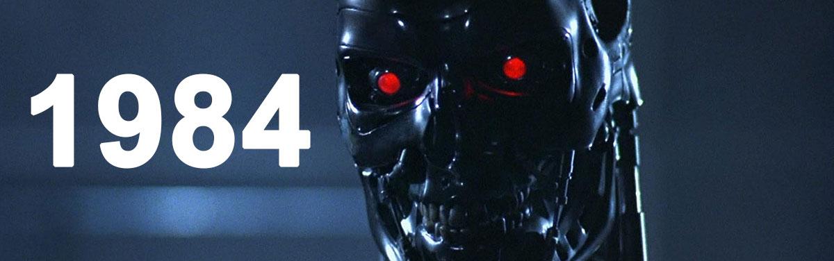 Film Terminator 1 - Elektroniczny morderca