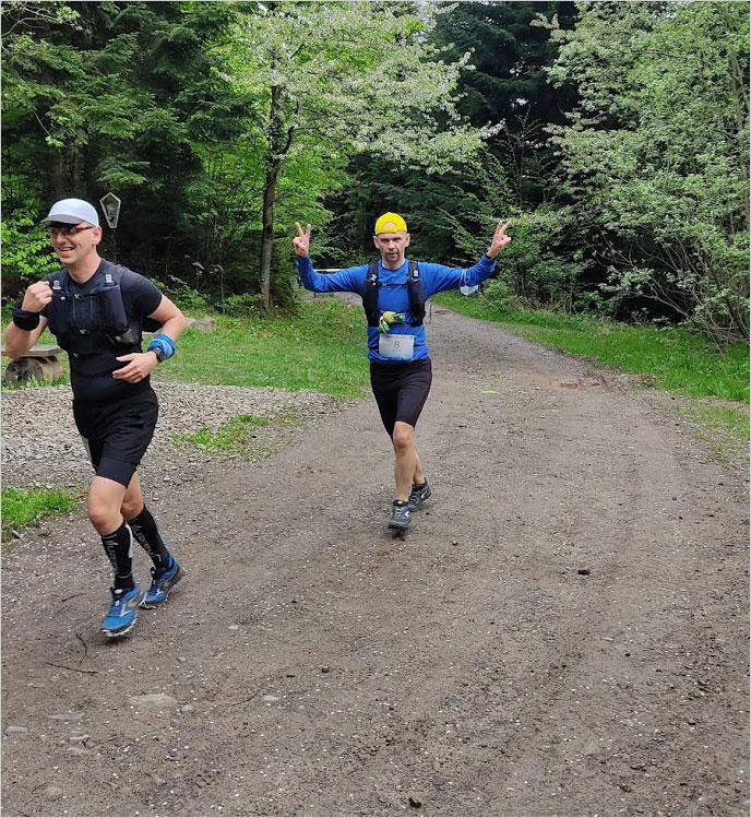 Radość z biegania