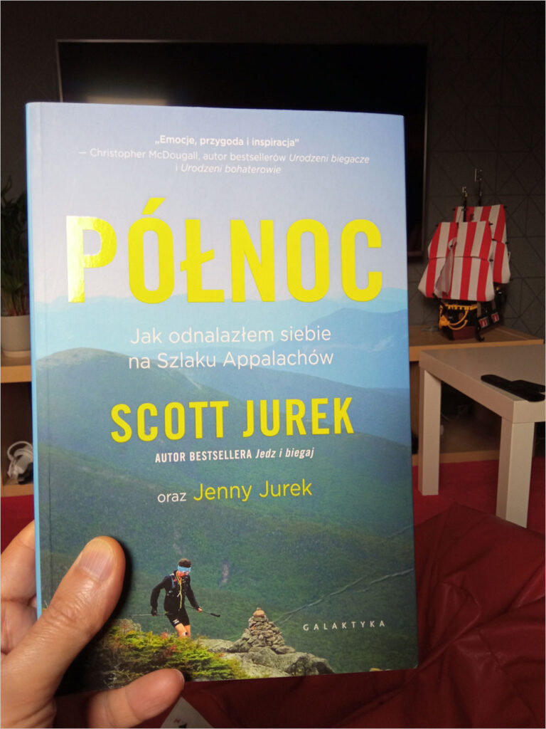 Druga książka Scotta Jurka
