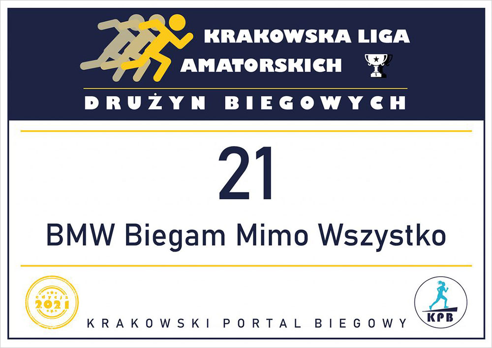 Krakowska Liga Amatorskich Drużyn Biegowych