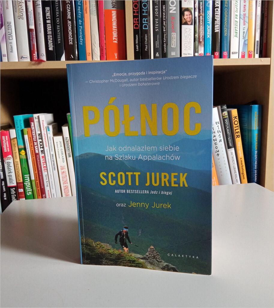 Książka - Północ - Scott Jurek - recenzja