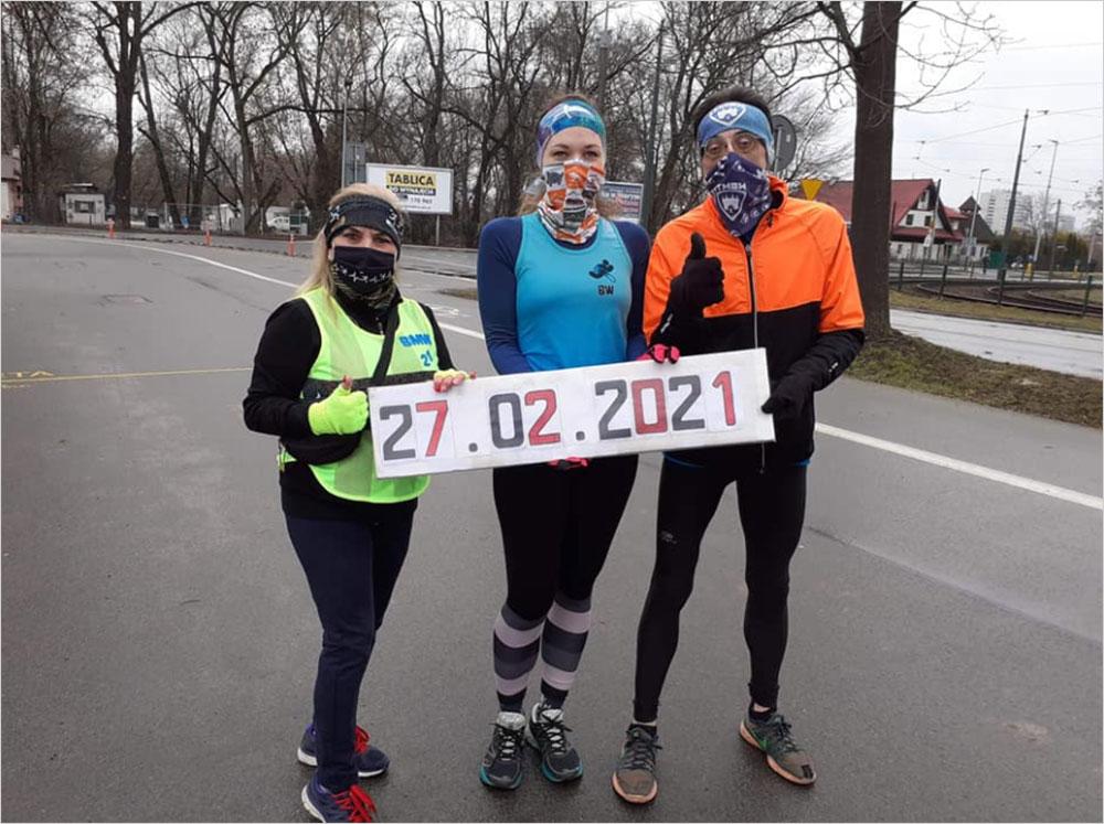 Biegamy Mimo Wszystko na Błoniach w Krakowie