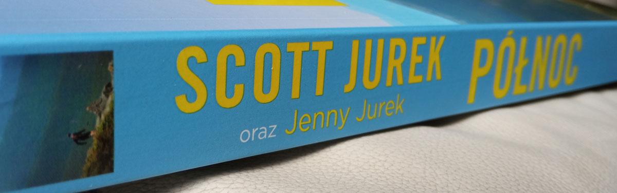 Północ - Scott Jurek - książka