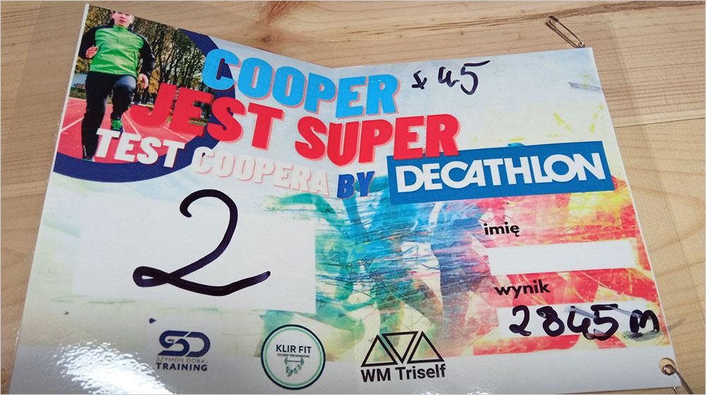 Cooper w Nowej Hucie 2021