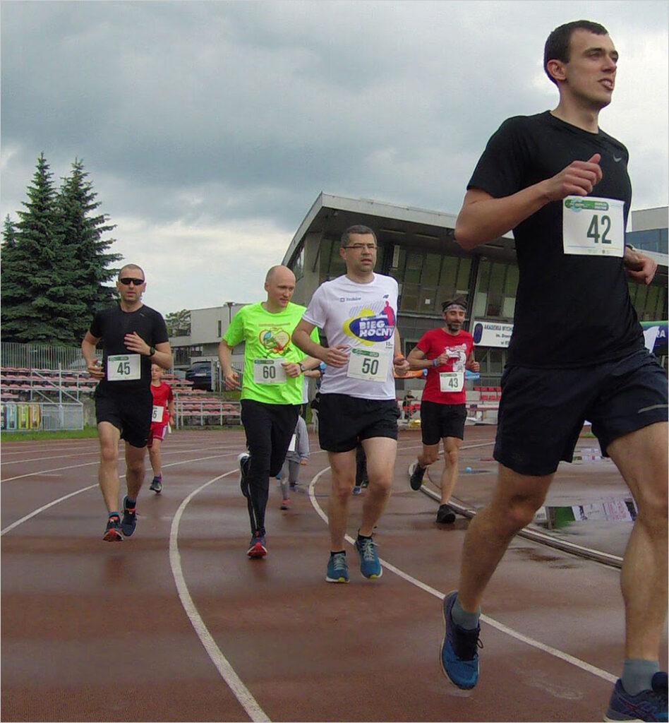 Test Coopera AWF Kraków 2021